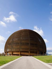 Globe CERN extérieur