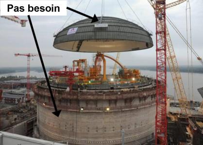 Batiment réacteur