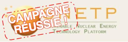 Campagne SNETP Réussie