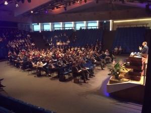 365 personnes ont assisté au symposium