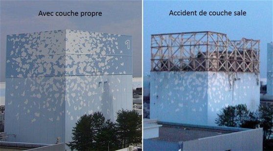 Accident de couche